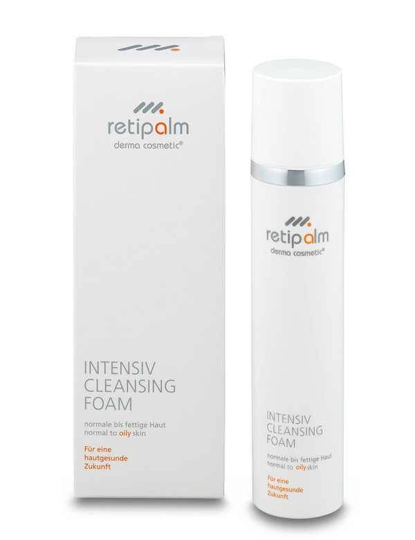 Intensiv Cleansing Foam: »Inhalt: 100 ml«