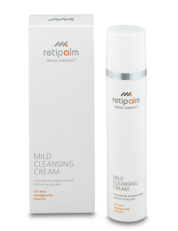 Mild Cleansing Cream »Inhalt: 100 ml«