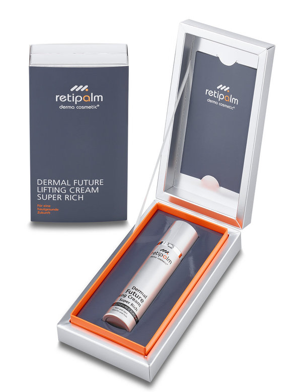 """Lifting""  -Exklusive Gesichtspflege  --Dermal Future Lifting Cream Super Rich »Inhalt:  50 ml«"