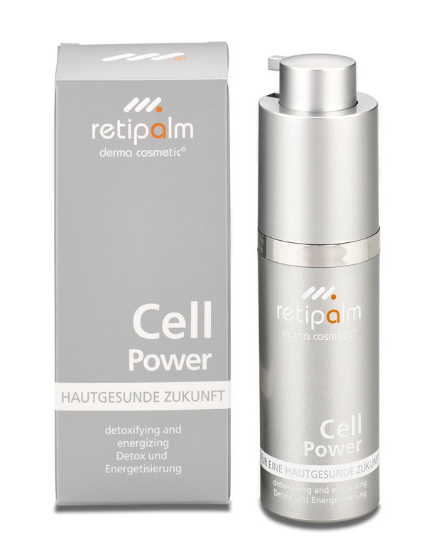 """Energie Booster""  --Cell Power »Inhalt: 30 ml«"