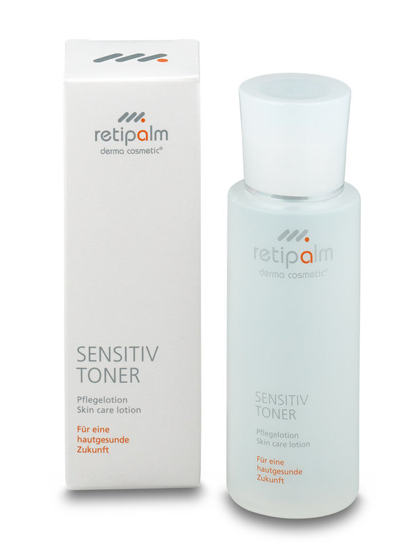 Sensitiv Toner »Inhalt: 140 ml«