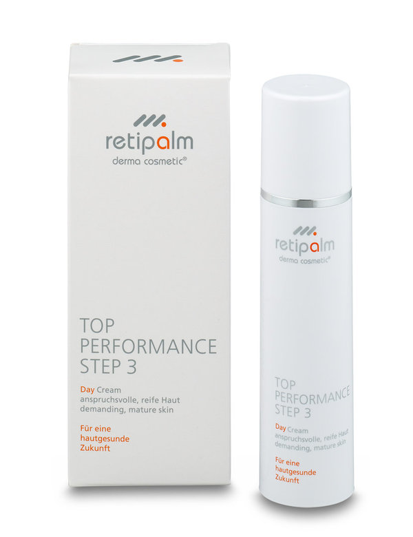 "Day Cream Top Performance "" Stufe 3 ""»Inhalt: 50 ml«"