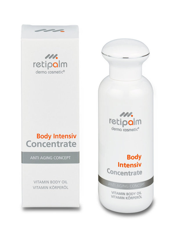 Body Intensiv Concentrate- »Inhalt: 150 ml« Hals, Dekolleté u. Körperpflege