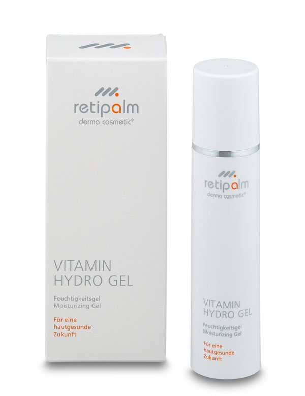 Vitamin Hydro Gel »Inhalt: 50 ml«