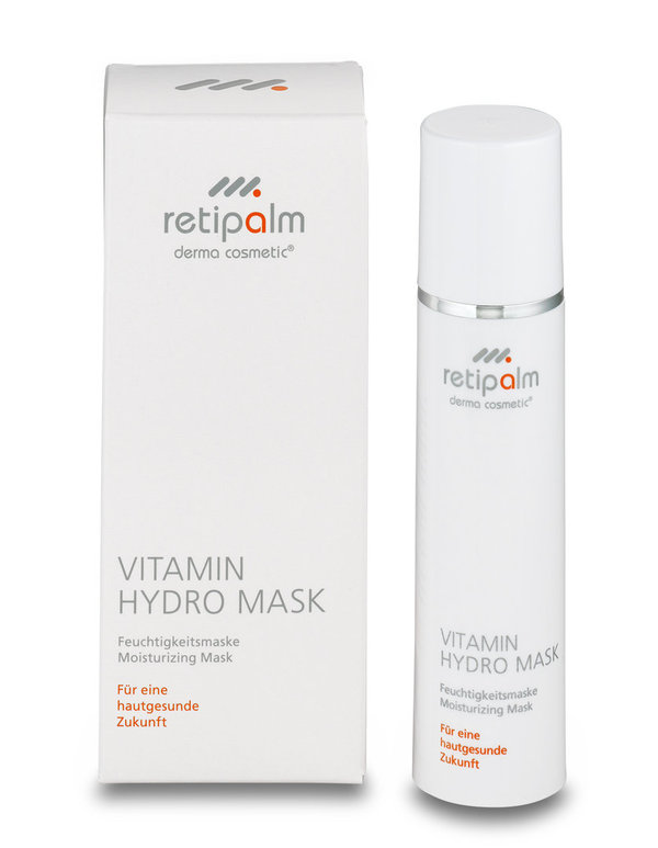 Vitamin Hydro Mask »Inhalt: 50 ml«
