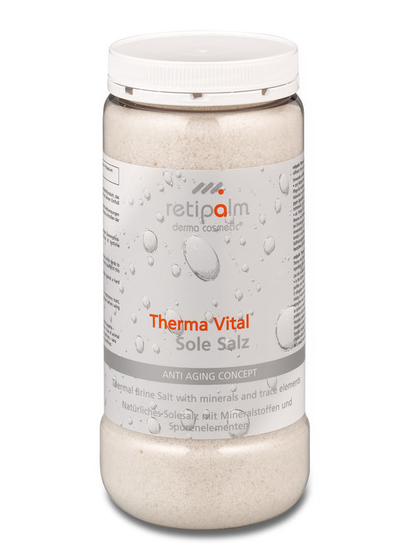 Therma Vital Sole Salz »Inhalt: 1.100 g«