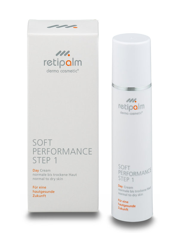 "Day Cream Soft Performance dry skin ""Stufe 1"" »Inhalt: 50 ml«"