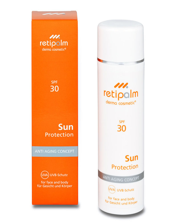 "Sun Face & Body Cream ""SPF 30"" »Inhalt: 200 ml«"